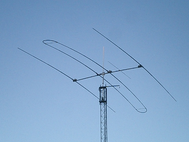 Jeff's Stepper all of antenna